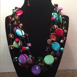 Premier Designs Jewelry beaded necklace
